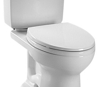 toto drake ii 1g close coupled toilet with sanagloss cotton