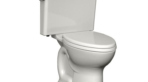 American Standard 270bd001 020 Cadet 3 Right Height Round