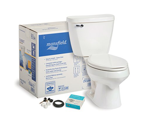 Mansfield Plumbing 382ctk Ctk Elongated Front 1 6 Gpf