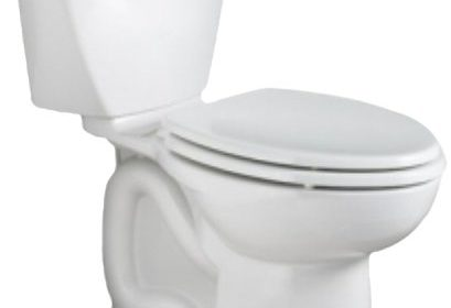 american standard cadet 3 elongated flowise twopiece high efficiency toilet with 10inch roughin white white