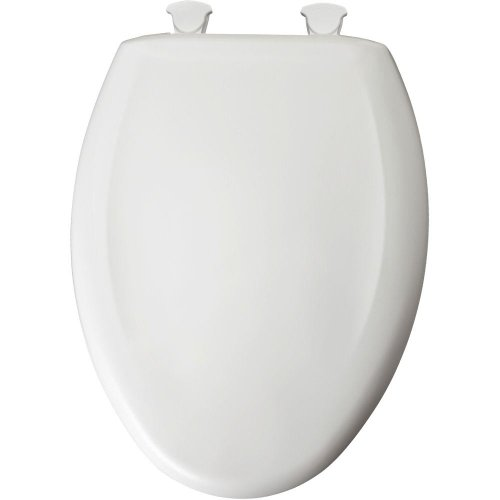 Bemis 1200slowt 000 Plastic Toilet Seat Featuring