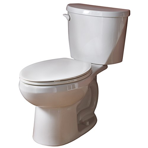 American Standard Ceramic White Elongated Toilet To Go