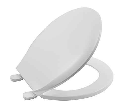 Ldr Industries 050 1020wt A Antimicrobial Plastic Toilet
