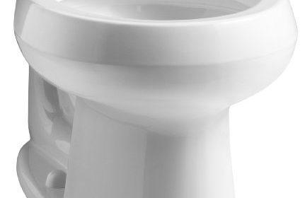 Kohler K 4197 0 Wellworth Round Front Bowl White Toilet